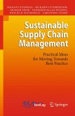 Sustainable Supply Chain Management (eBook, PDF)
