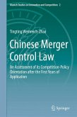 Chinese Merger Control Law (eBook, PDF)
