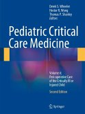 Pediatric Critical Care Medicine (eBook, PDF)