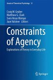 Constraints of Agency (eBook, PDF)