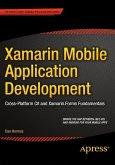 Xamarin Mobile Application Development (eBook, PDF)