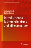 Introduction to Micromechanisms and Microactuators (eBook, PDF)