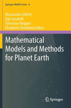 Mathematical Models and Methods for Planet Earth (eBook, PDF)