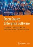 Open Source Enterprise Software (eBook, PDF)