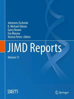 JIMD Reports - Case and Research Reports, Volume 13 (eBook, PDF)