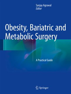 Obesity, Bariatric and Metabolic Surgery (eBook, PDF)