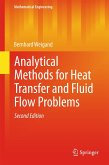 Analytical Methods for Heat Transfer and Fluid Flow Problems (eBook, PDF)
