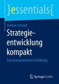 Strategieentwicklung kompakt (eBook, PDF)