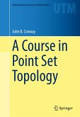 A Course in Point Set Topology (eBook, PDF)