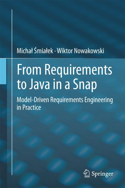 From Requirements to Java in a Snap (eBook, PDF)