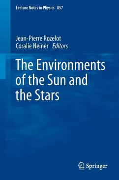 The Environments of the Sun and the Stars (eBook, PDF)