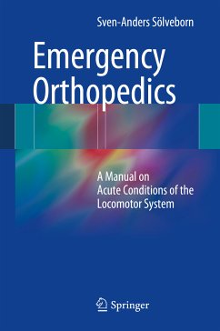 Emergency Orthopedics (eBook, PDF) - Sölveborn, Sven-Anders