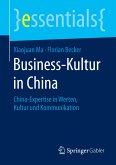 Business-Kultur in China (eBook, PDF)