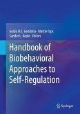 Handbook of Biobehavioral Approaches to Self-Regulation (eBook, PDF)