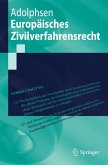 Europäisches Zivilverfahrensrecht (eBook, PDF)