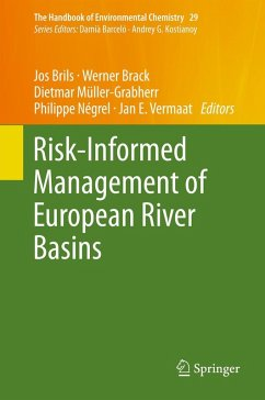 Risk-Informed Management of European River Basins (eBook, PDF)