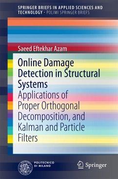 Online Damage Detection in Structural Systems (eBook, PDF) - Eftekhar Azam, Saeed