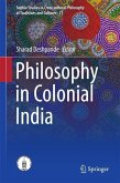 Philosophy in Colonial India (eBook, PDF)