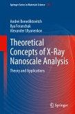 Theoretical Concepts of X-Ray Nanoscale Analysis (eBook, PDF)