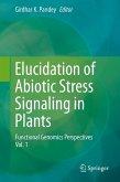 Elucidation of Abiotic Stress Signaling in Plants (eBook, PDF)