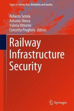 Railway Infrastructure Security (eBook, PDF)