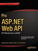 Pro ASP.NET Web API (eBook, PDF)