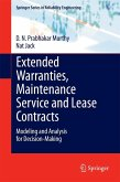 Extended Warranties, Maintenance Service and Lease Contracts (eBook, PDF)