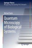 Quantum Microscopy of Biological Systems (eBook, PDF)