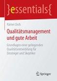 Qualitätsmanagement und gute Arbeit (eBook, PDF)