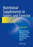 Nutritional Supplements in Sports and Exercise (eBook, PDF)