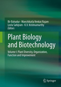 Plant Biology and Biotechnology (eBook, PDF)