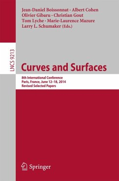 Curves and Surfaces (eBook, PDF)