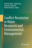 Conflict Resolution in Water Resources and Environmental Management (eBook, PDF)