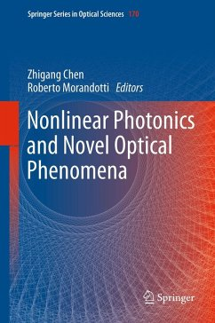 Nonlinear Photonics and Novel Optical Phenomena (eBook, PDF)