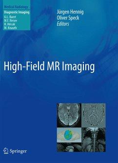 High-Field MR Imaging (eBook, PDF)