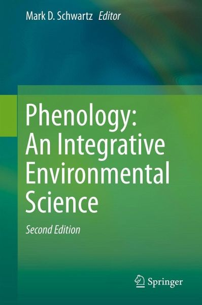 Phenology An Integrative Environmental Science Ebook Pdf