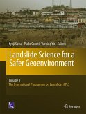 Landslide Science for a Safer Geoenvironment (eBook, PDF)