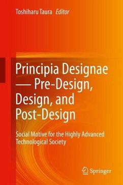 Principia Designae - Pre-Design, Design, and Post-Design (eBook, PDF)