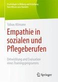 Empathie in sozialen und Pflegeberufen (eBook, PDF)