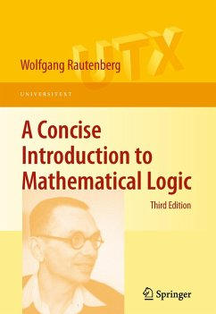 A Concise Introduction to Mathematical Logic (eBook, PDF) - Rautenberg, Wolfgang