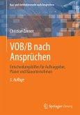 VOB/B nach Ansprüchen (eBook, PDF)