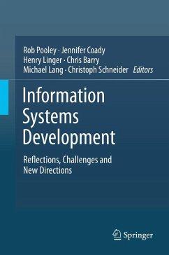 Information Systems Development (eBook, PDF)