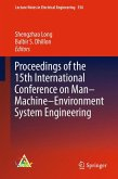Proceedings of the 15th International Conference on Man–Machine–Environment System Engineering (eBook, PDF)