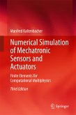 Numerical Simulation of Mechatronic Sensors and Actuators (eBook, PDF)
