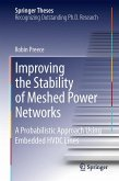 Improving the Stability of Meshed Power Networks (eBook, PDF)