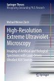 High-Resolution Extreme Ultraviolet Microscopy (eBook, PDF)