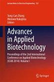 Advances in Applied Biotechnology (eBook, PDF)