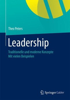 Leadership (eBook, PDF) - Peters, Theo