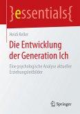 Die Entwicklung der Generation Ich (eBook, PDF)