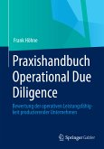 Praxishandbuch Operational Due Diligence (eBook, PDF)